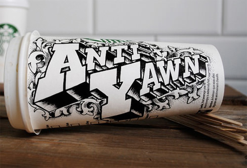 1-anti-yawn-coffee-time-recycled-art