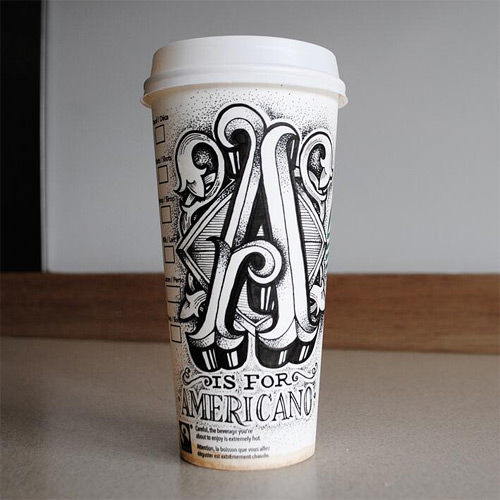 12-americano-coffee-cup-art