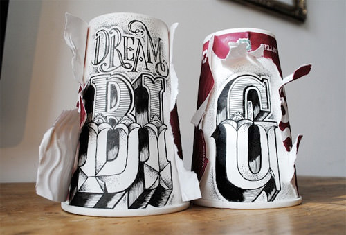 2-dream-big-coffee-time-recycled-art