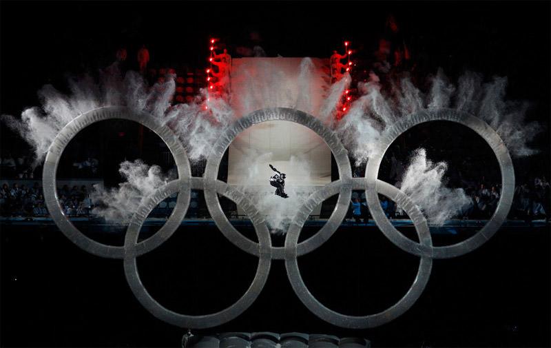 Otwarcie olimpiady Vancouver