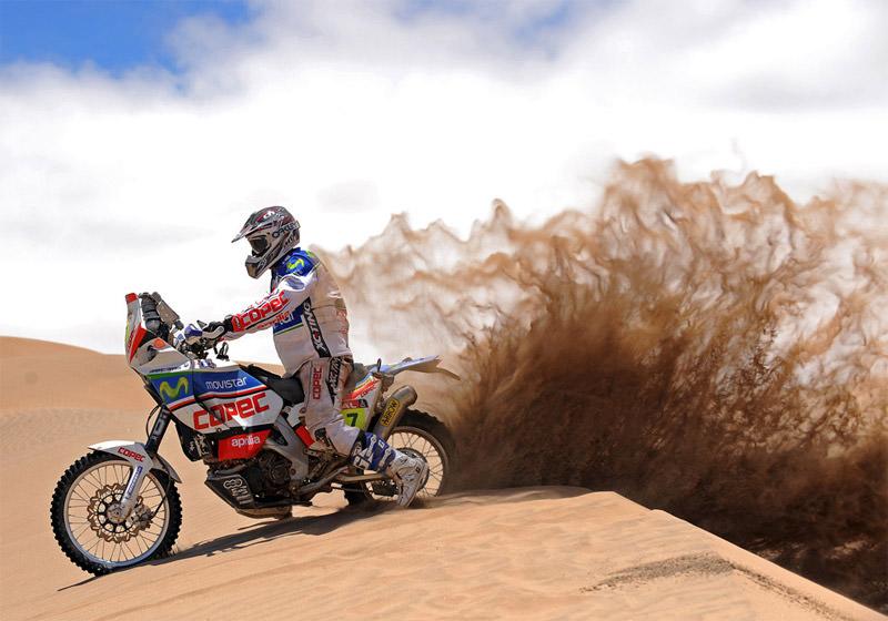 Rajd Dakar - Gerard Farres Guel