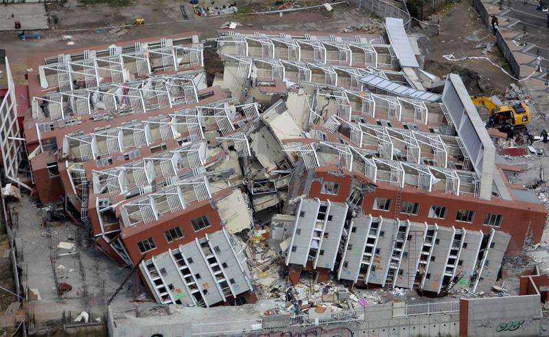 Trzęsienie ziemi Chile
