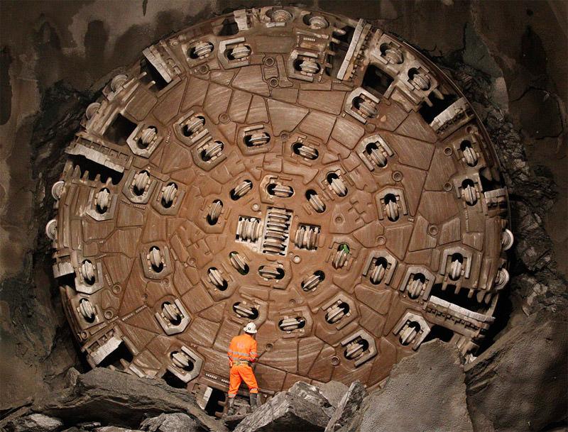 Tunel św. Gottharda