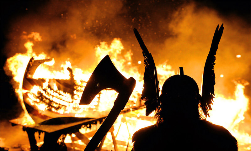 Wiking - Up Helly Aa