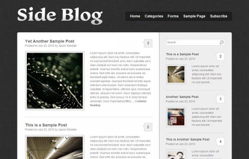 Templatki na bloga