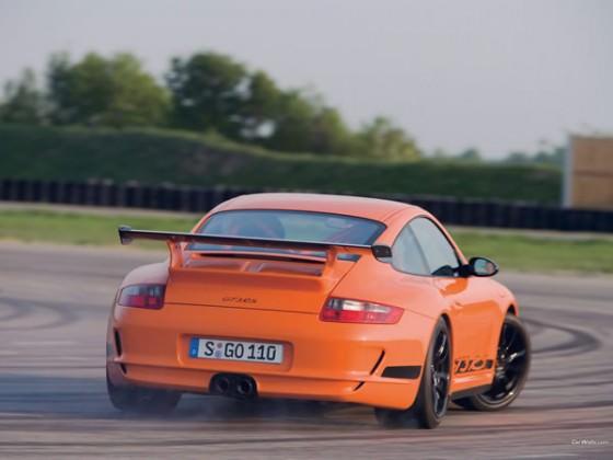 Porsche GTR wirtualny tuning
