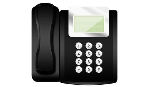 telefon psd