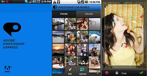 Photoshop na Androida