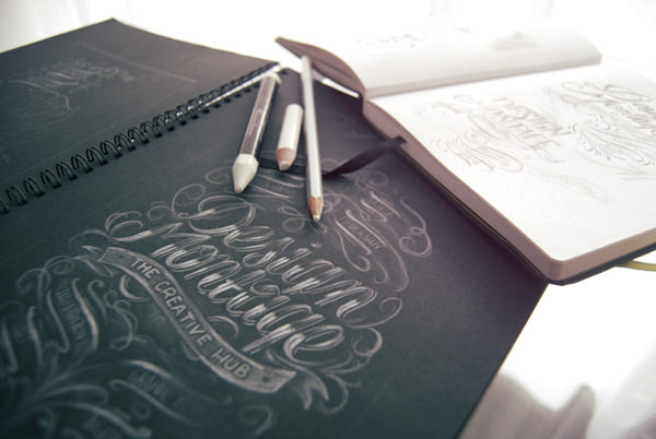 Typografia Aurelie Maron