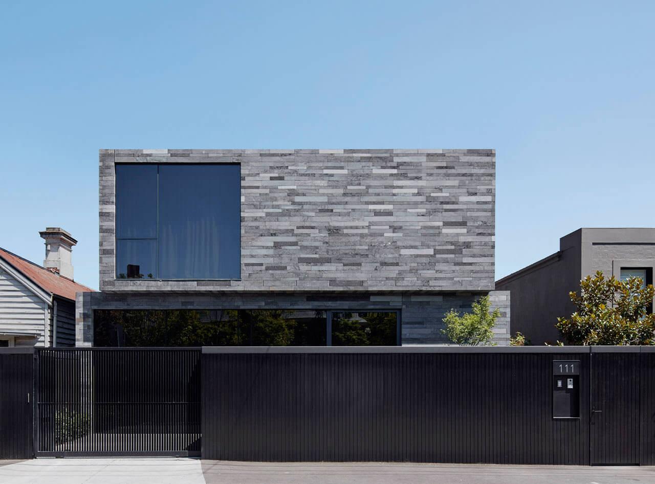 Dom z lawy wulkanicznej