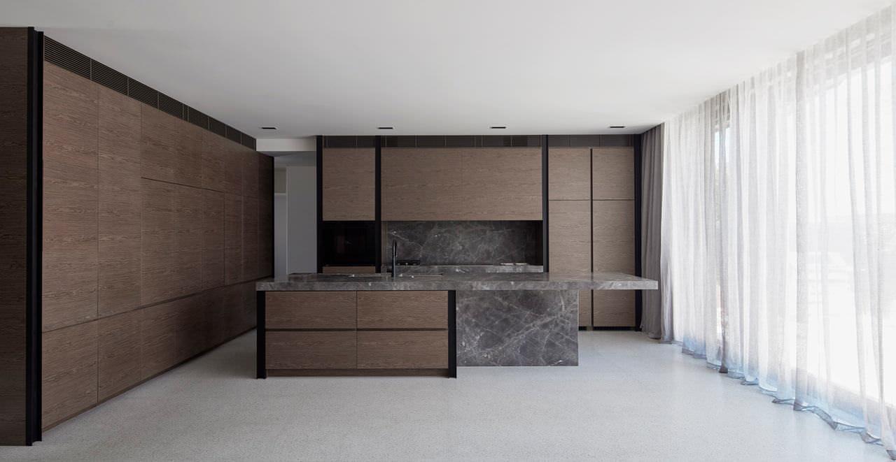 nowoczesne projekty wnętrz - Canterbury Road Residence