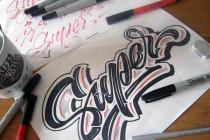 10 proflili Behance - typografia i liternictwo