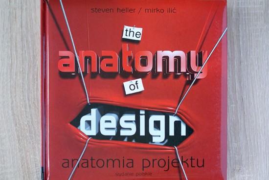 Anatomia projektu - okładka
