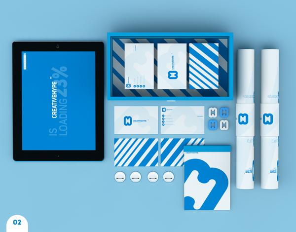 branding+identity+logo+62 Świetna identyfikacja wizualna – 25 przykładów