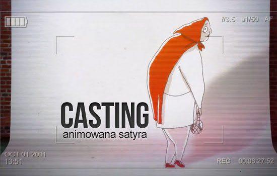 Casting - krótkometrażowy film animowany
