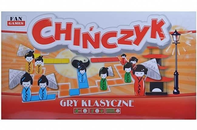 Chińczyk - klasyczna gra planszowa
