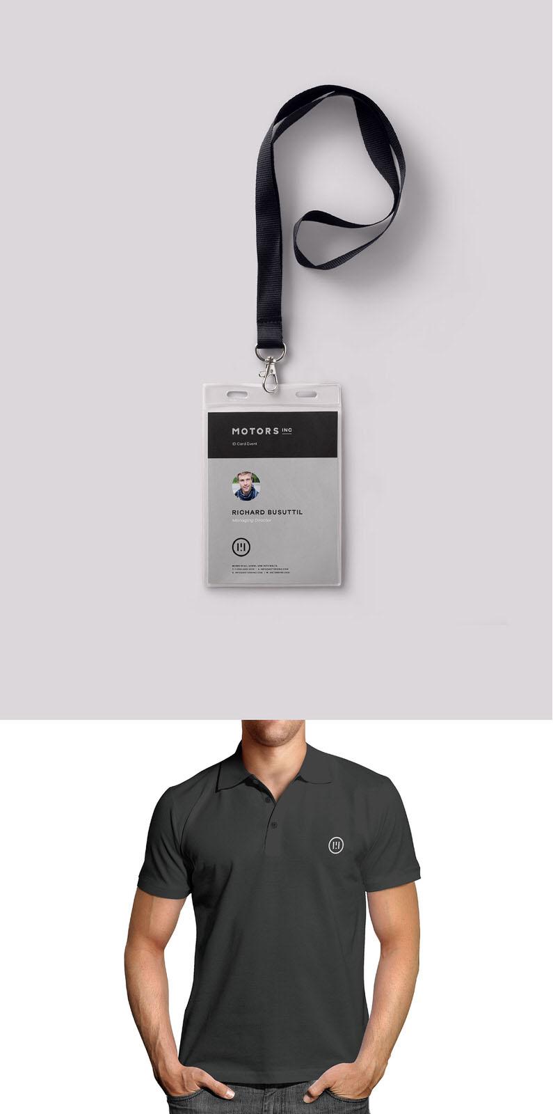legitymacja z logo
