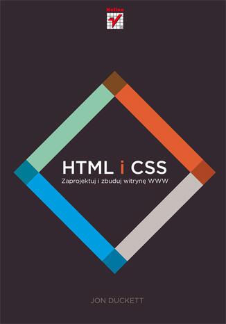 html i css zaprojektuj i zbuduj