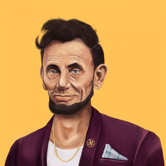 lincoln-hipster