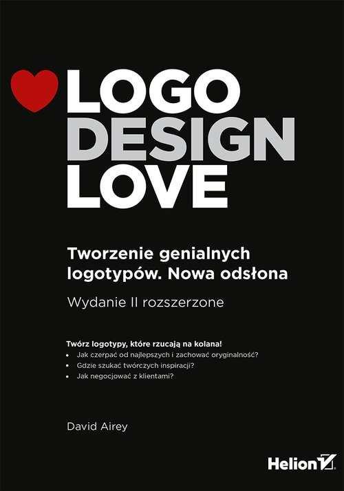 projektowanie logo książka