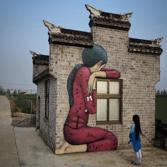 mural-Plum-Blossom-part-7-Fengzing-China