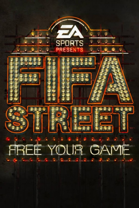 FIFA STREET NEON STYLE