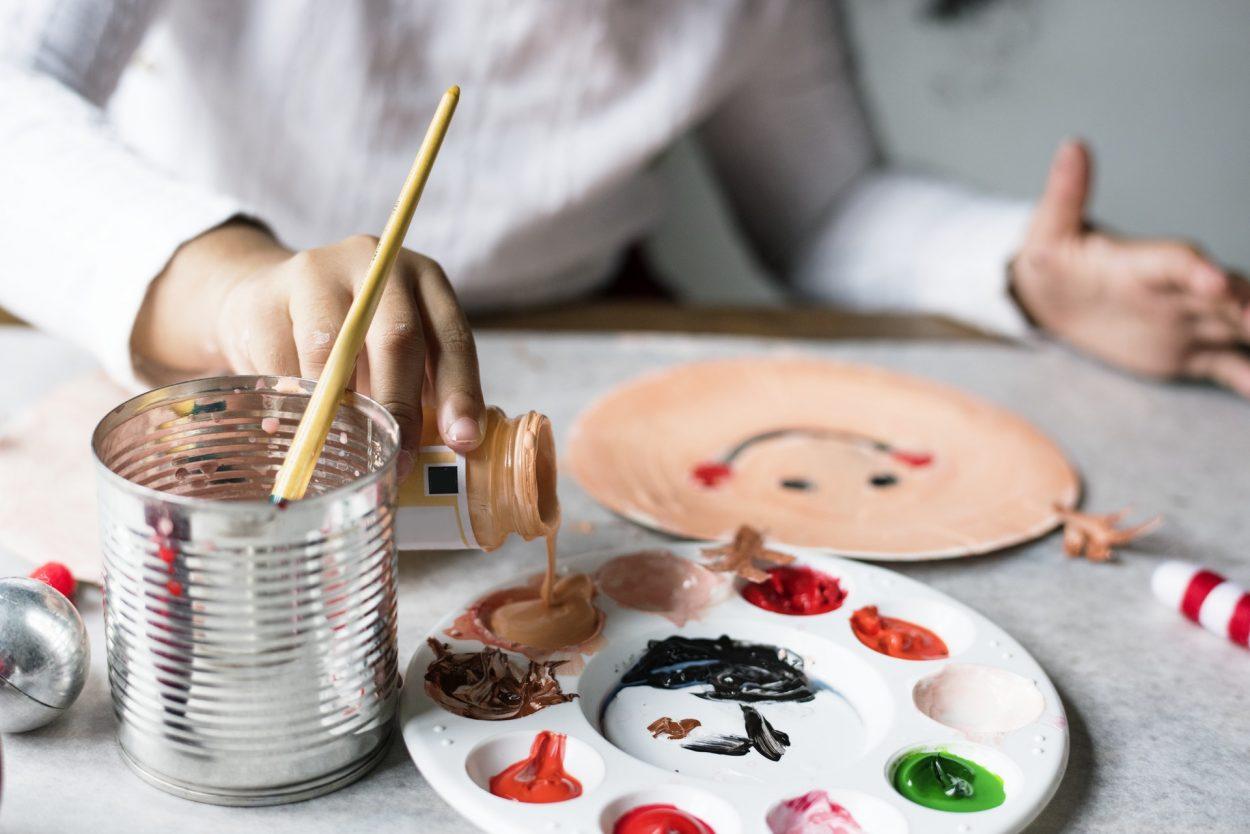 Organizacja pray z dzieckiem na freelansie
