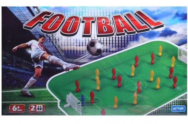 Piłkarzyki na sprężynie