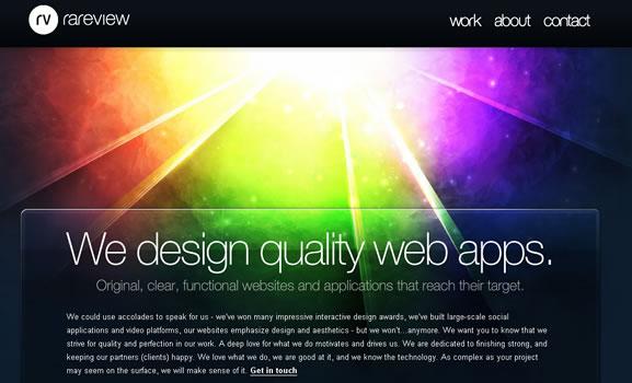 Duże fonty w webdesignie