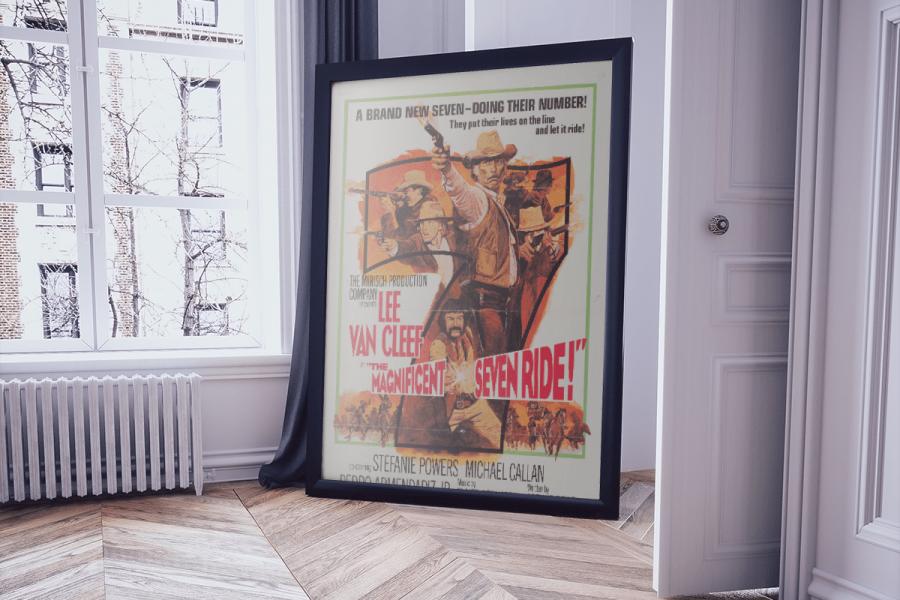 Plakaty filmowe z Harry Ransom Center