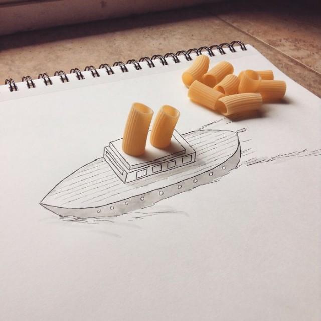 statek-makaron