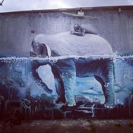 50 najlepszych graffiti i street art