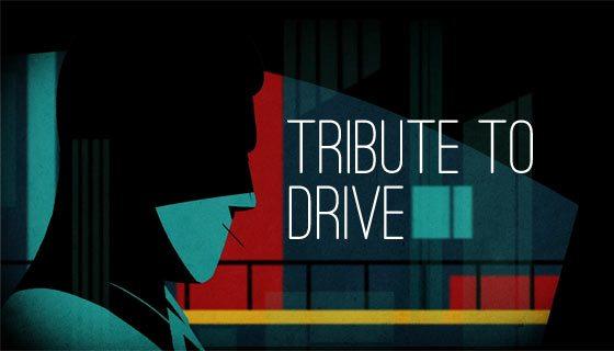 Tribute to drive animacja