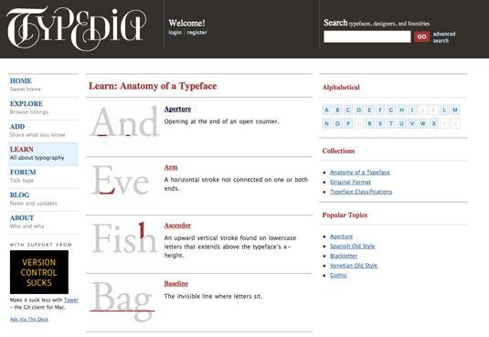 typedia