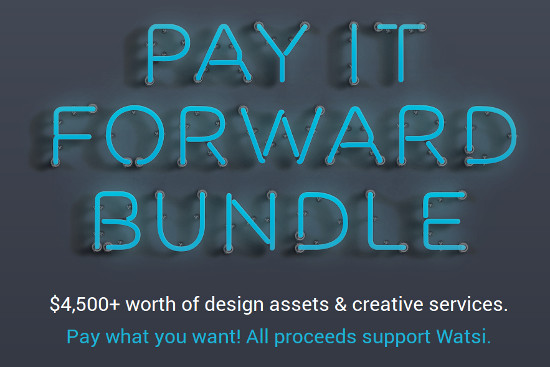Pay it Forward Bundle