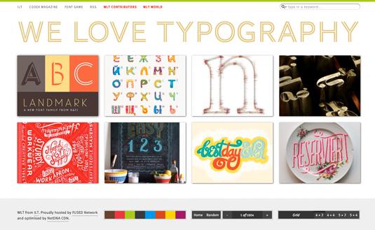 typografia źródła